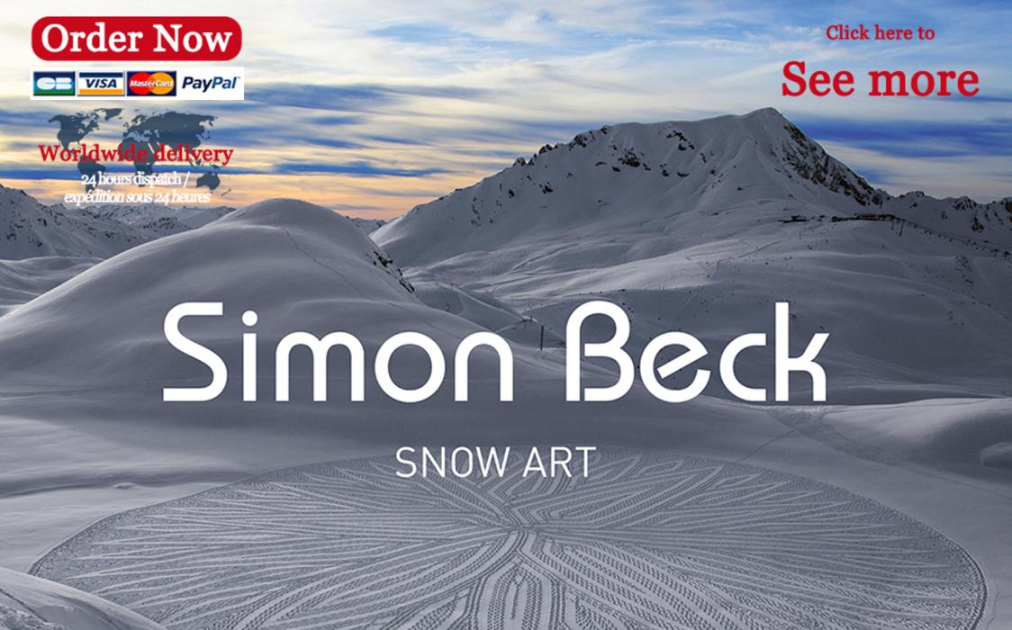 Simon Beck Buch
